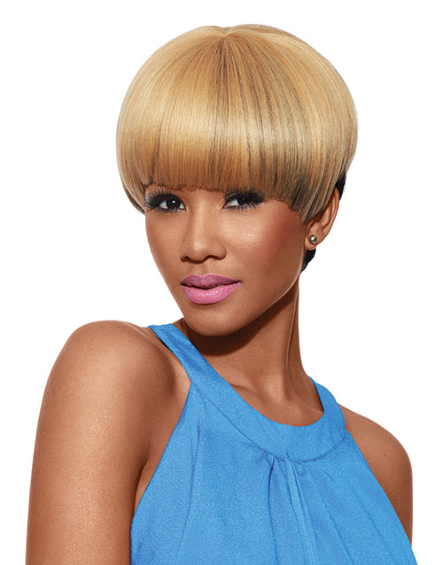 Sleek Synthetic 101 Coco Wig